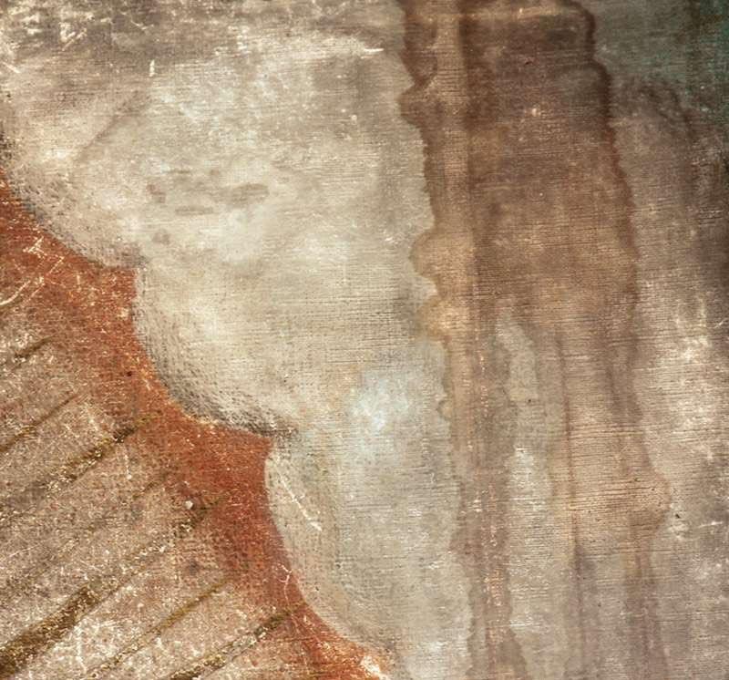 Resultado de imagen para cae acido en el manto de Guadalupe